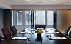 Picture of beautiful boardroom