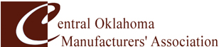 Central Oklahoma Manufacturing Association logo